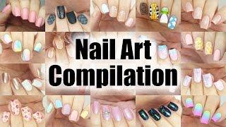 Nail Art Compilation #3 | Nails By Jema