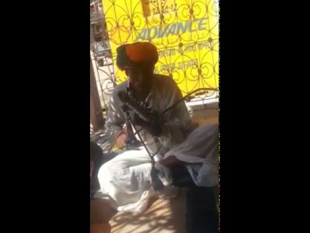 BEST RAJASTHANI FOLK MUSIC***Tu Jab Jab Mujhko Pukare*** Awesome Sarangi Played