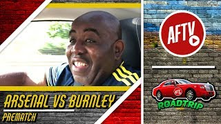 Arsenal V Burnley | Road Trip to The Emirates