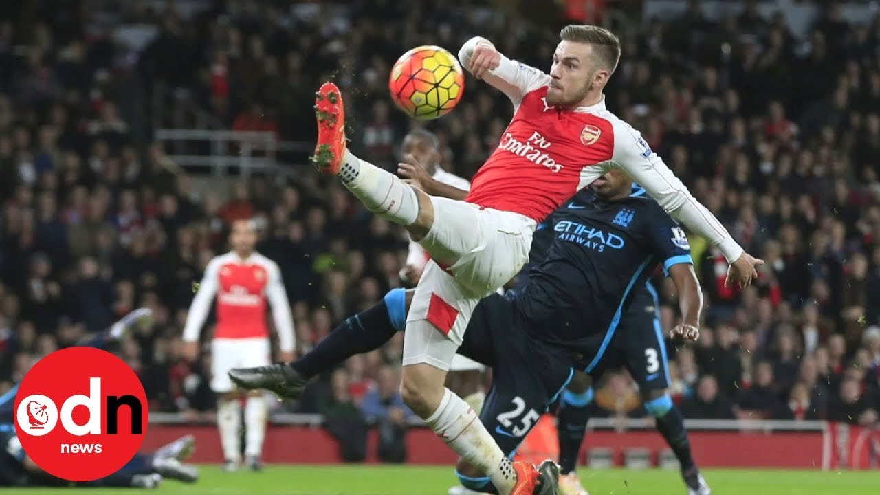 Image result for arsenal midfielder Aaron Ramsey signs £ 400k-a-week deal to join Juventus