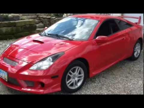 Celica Trd >> 2001 Toyota Celica TRD Restoration Project - YouTube