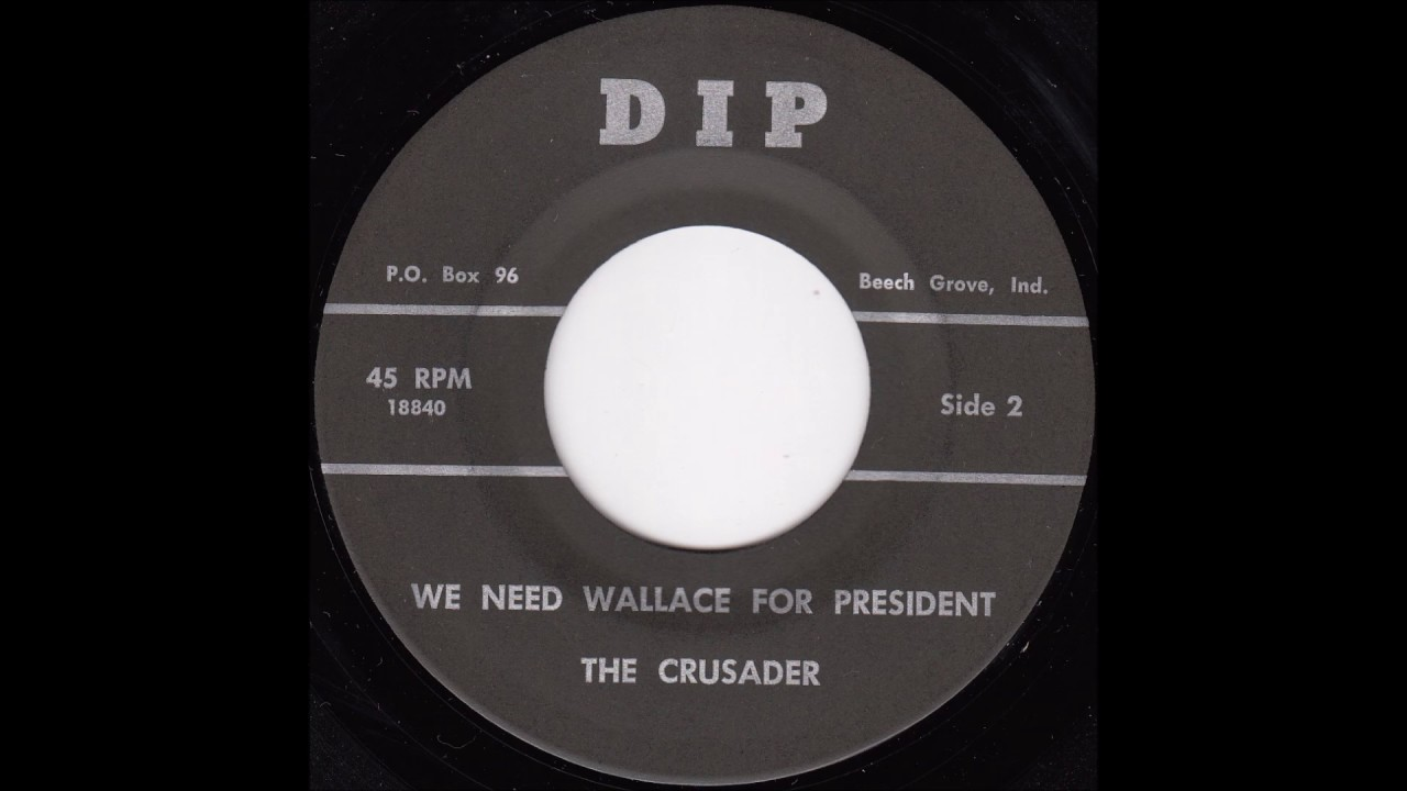 The Crusader - We Need Wallace for President