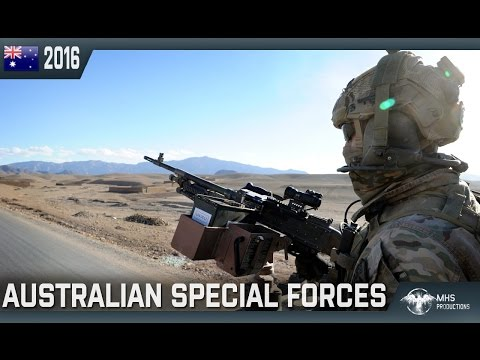 "Australian Special Forces | ""The Cutting Edge"""