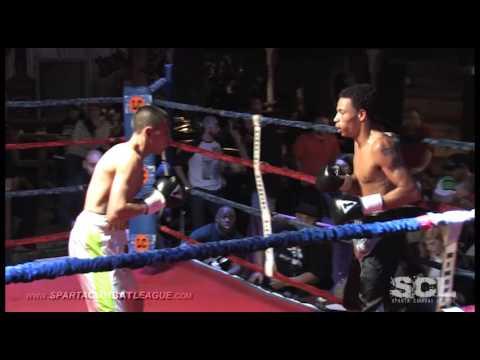 SCL Boxing 7 Strode v Melo 12 10 16