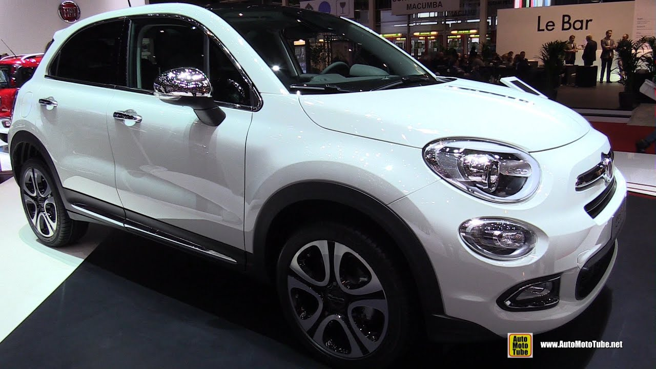 white watch exterior colour paris fiat auto and interior show walkaround youtube