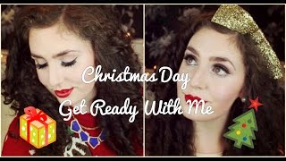 Christmas Day Get Ready With Me | #GRWM | Lily Kitten Thumbnail