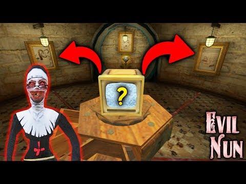 Открыл Все Главы в Монахине! Глава с Прачечной? - Evil Nun Online