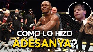 ¡INCREIBLE! El SECRETO detrás de la VICTORIA de ISRAEL ADESANYA vs PAULO COSTA - UFC 253