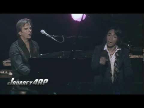 Open Arms - Journey Live 2008, Las Vegas