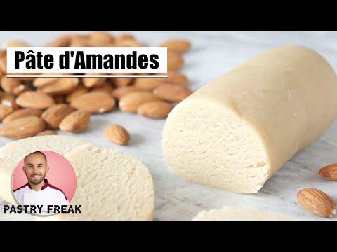 pÂte-d'amande-maison-ou-massepain---recette-facile-en-5-min