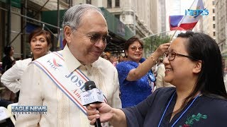 Philippine Independence Day Parade Brings National Pride to Filipinos in New York