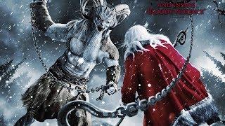 【喵嗷污】几分钟看《圣诞节恐怖故事》圣诞老人大战丧尸精灵,圣诞礼物来之不易