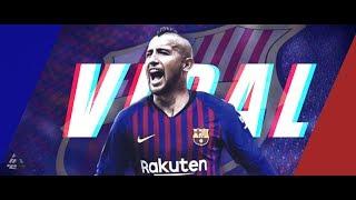 Arturo vidal - goodbye fc bayern welcome to barcelona