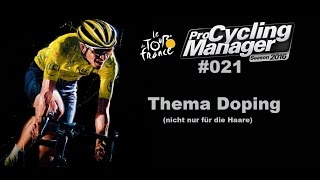 RADSPORT MANAGER 16 Abo Team #021 ◄ Märchenstunde zum Thema Doping ► Let's Play