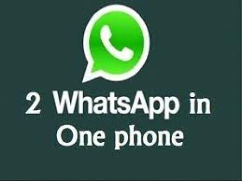 Two whatsapp in one phone