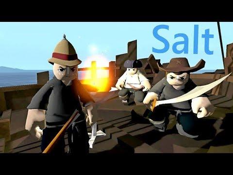 鹽 Salt #3 巴嘎海賊團