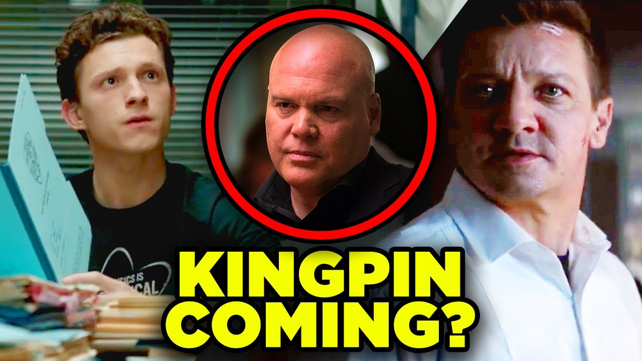 KINGPIN In Hawkeye & Spider-Man No Way Home? All The Clues!