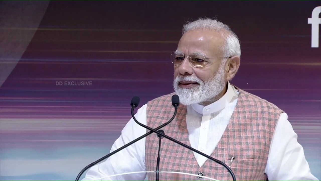 Here's What India's Prime Minister Modi Told Chandrayaan-2