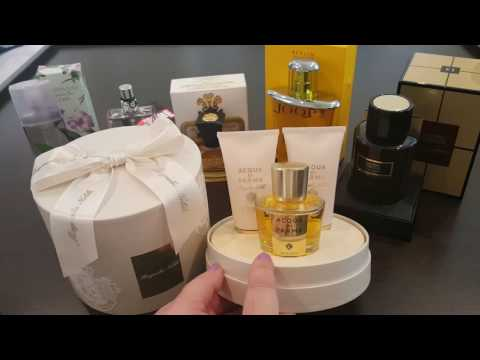 FRAGRANCE HAUL November 2016!! Newly acquired perfumes 😘
