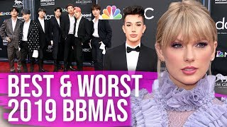 Best & Worst Dressed Billboard Music Awards 2019 (Dirty Laundry)