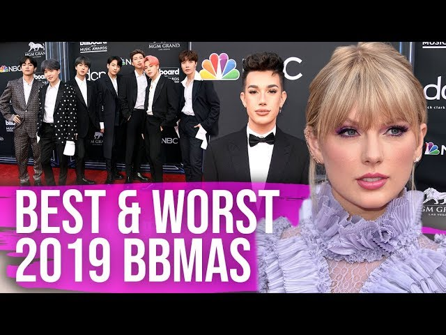 Best & Worst Dressed Billboard Music Awards 2019