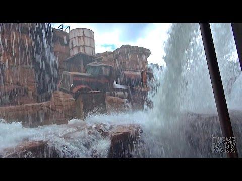 Disney's Hollywood Studios Studio Backlot Tour Last Day at Walt Disney World