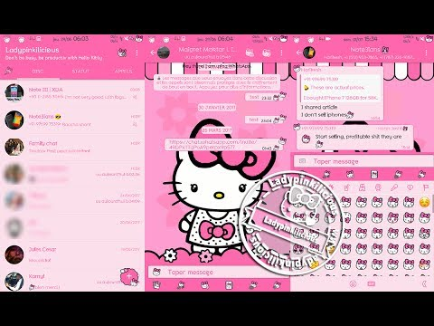Wallpaper Hello Kitty Untuk Whatsapp