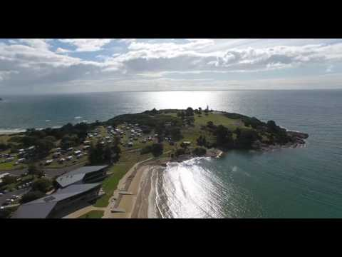 North West Coast of Tasmania - beaches of Ulverstone and Dev