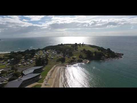 North West Coast of Tasmania - beaches of Ulverstone and Devonport
