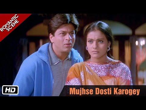 Mujhse Dosti Karoge - Romantic Scene - Kabhi Khushi Kabhie Gham - Kajol, ShahRukh Khan