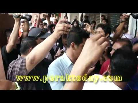 Pemuda BN Anjur Demonstrasi Aman Bantah Anwar Sokong Israel