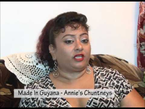 Made in Guyana -  Annie's Chutneys
