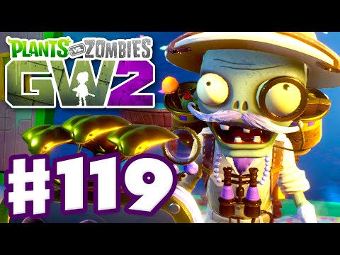 Plants vs. Zombies: Garden Warfare 2 - Gameplay Part 119 - So Many Archaeologists! (PC)
