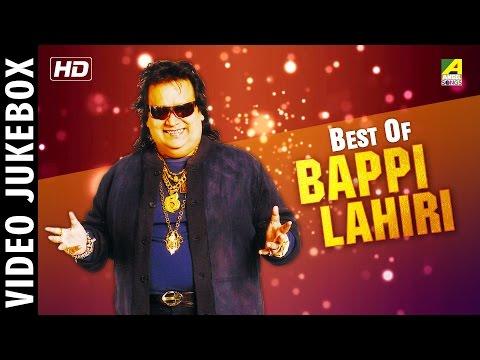 Best of Bappi Lahiri Bengali Hit Songs | Bengali Movie Songs | Video Jukebox | Bappi Da Hits