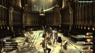 Final Fantasy Versus XIII - Trailer 2011