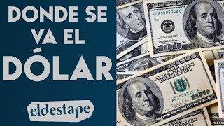 Donde se va el dólar | El Destape con Roberto Navarro