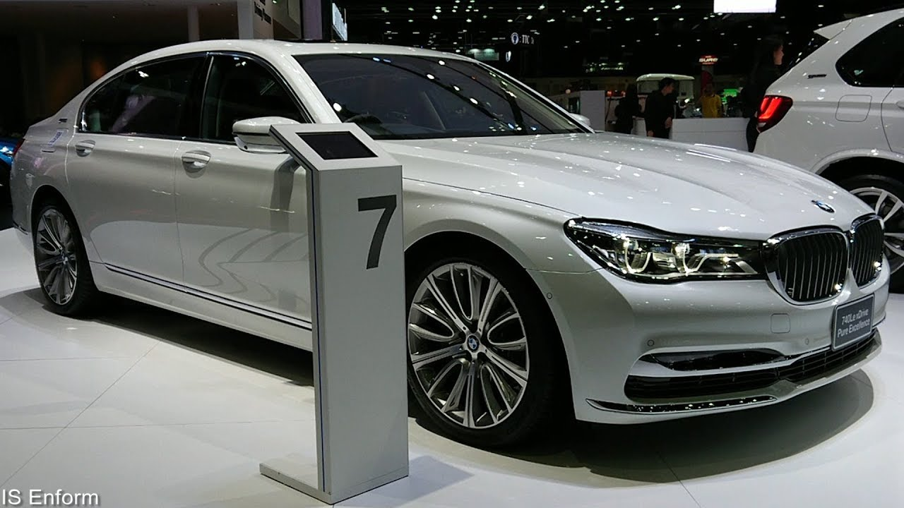 BMW 740Le phiên bản xDrive Plug-in Hybrid