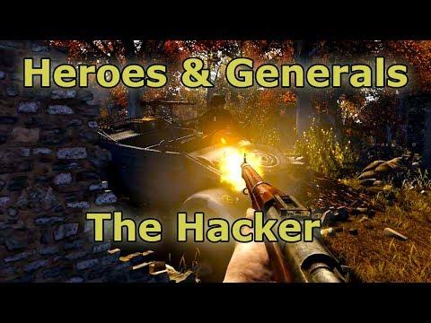 Heroes & Generals Hacker Suspected V2