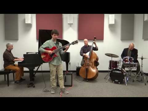 University of Louisville Jazz Auditions - Guitar
