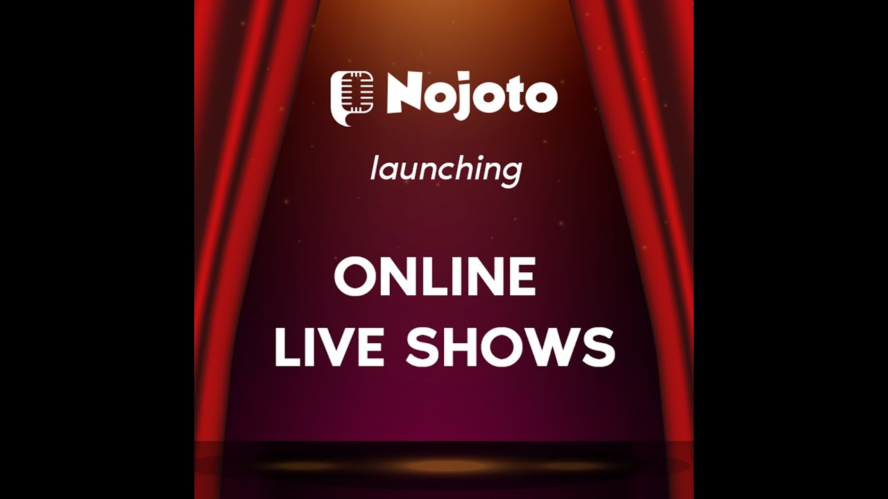 Nojoto Launching Online LIVE Shows & Events | Update Nojoto App- India's Largest Storytelling App