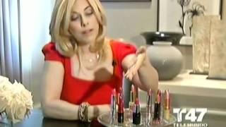 Lápices labiales que no contienen plomo