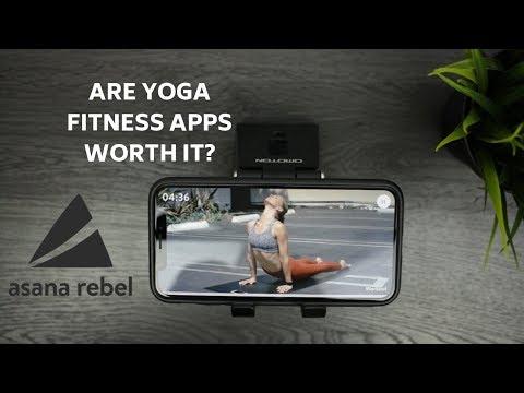 Asana Rebel Yoga App Review
