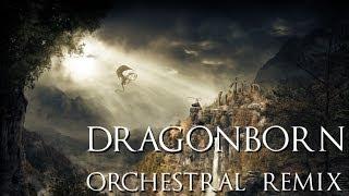 The Elder Scrolls V: Skyrim - Dragonborn Orchestral Remix || Laura Platt