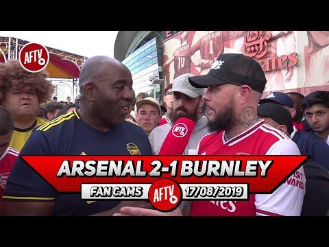 Arsenal 2-1 Burnley    Ceballos Reminds Me Of Santi Cazorla! (DT)