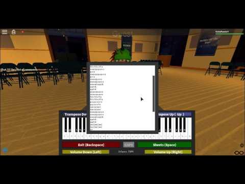 Roblox Piano Heathens Violin Version Youtube