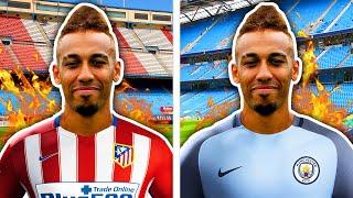 Diego Simeone & Pep Guardiola Do Battle For €70m Aubameyang | Transfer Talk