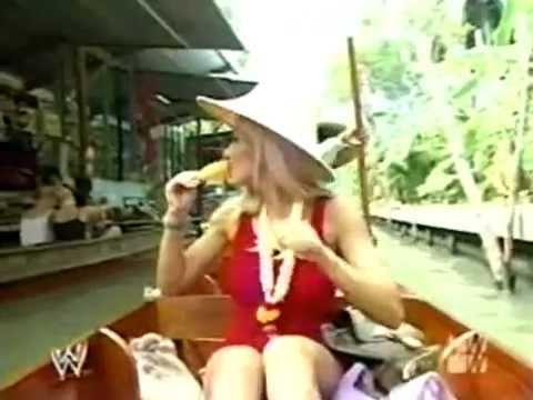 Torrie-Wilson.org Presents: WWE Confidential 07.26.03 - Torrie Wilson Travels To Asia