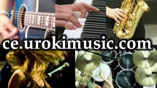 ce.urokimusic.com IOWA Маршрутка уроки синтезатора онлайн, самоучитель игры на синтезаторе онлайн