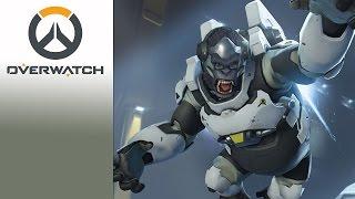 [Đấu Rank] Cùng chơi Overwatch - Wingston - Khỉ Đột Biến Hình