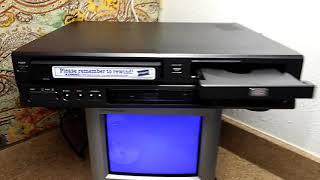 Daewoo DV6T811N DVD/VCR Combo Player